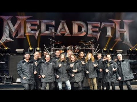 MEGADETH to start recording new album then tour w/ Lamb of God/Trivium and In Flames!