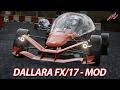 Dallara FX/17 Mod   Assetto Corsa [HD] [GER] Highlands Short