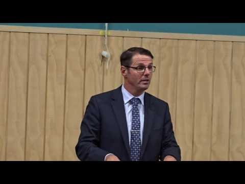 Clayton Mitchell, NZ First MP 11/5/17 Full speech