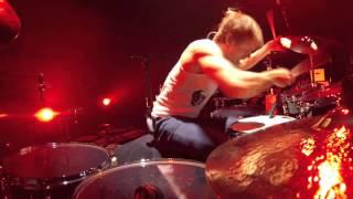 Shane Gaalaas 'Fear' Drum Cam