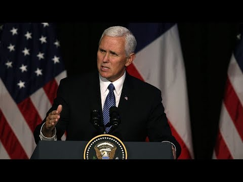 Thumbnail: US Vice President Pence urges Latin American nations to isolate DPRK