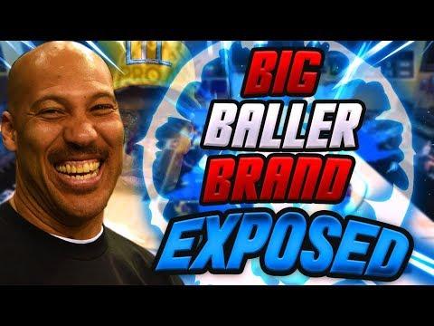 BIG BALLER BRAND EXPOSED (Lavar, Lonzo, Liangelo, Lamelo)