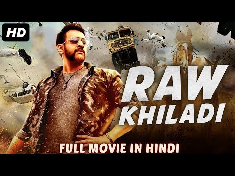 RAW KHILADI (2019) New Released Full Hindi Dubbed Movie | Full Hindi Movies | South Movie 2019