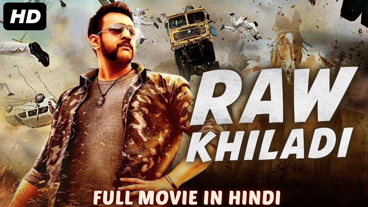 Download RAW KHILADI - South Indian Movies Dubbed In Hindi Full Movie | Hindi Dubbed Movies | South Movie