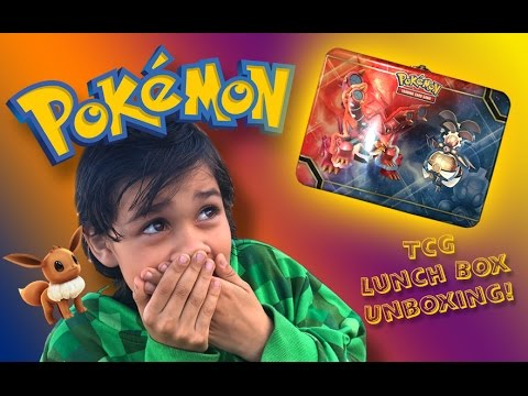 UNBOXING Pokemon BreakThrough Collector's Chest!! TCG