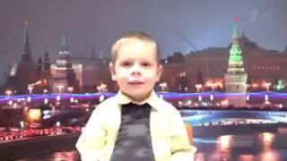 Будущий губернатор Глеб Денисович поздравил саратовцев с Новым годом