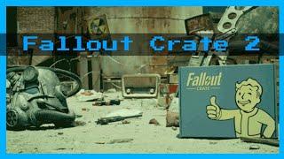 UNBOXING FALLOUT CRATE FÉVRIER ( FR 🇫🇷 (FALLOUT BOX))