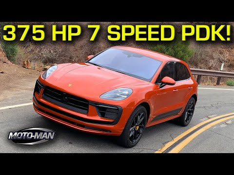 Download 2022 Porsche Macan S: Less Money, More Stuff.