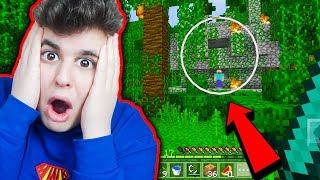 Minecraft na Telefon - ZNALAZŁEM KRYPTĘ H3R0BRiN3!!! #10
