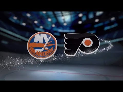 New York Islanders vs Philadelphia Flyers - November 24, 2017 | Game Highlights | NHL 2017/18. Обзор
