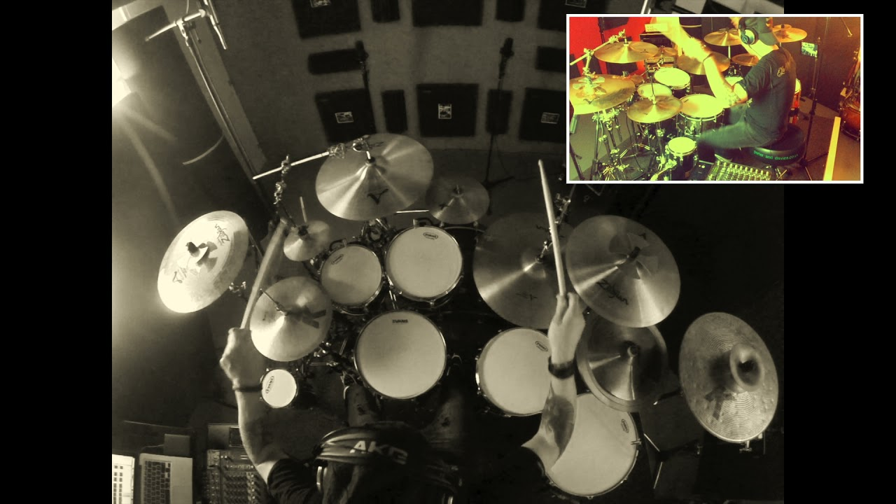 Flavio Mezzodi I GOTTHARD I The Call I Drumtracking