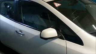 Установка двух батарей в Nissan Leaf dual battery