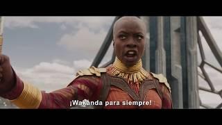 Pantera Negra, de Marvel Studios – Guerreros de Wakanda