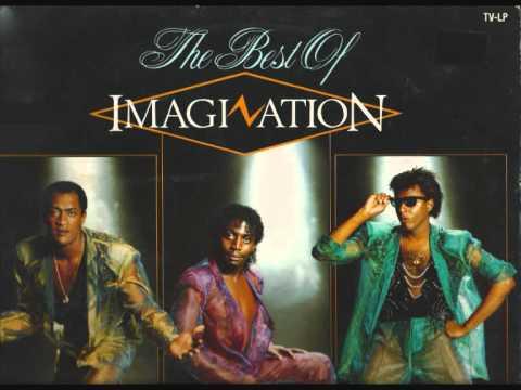 Imagination Found My Girl LP track best of 1985 Remasterd By B.v.d.M 201`3