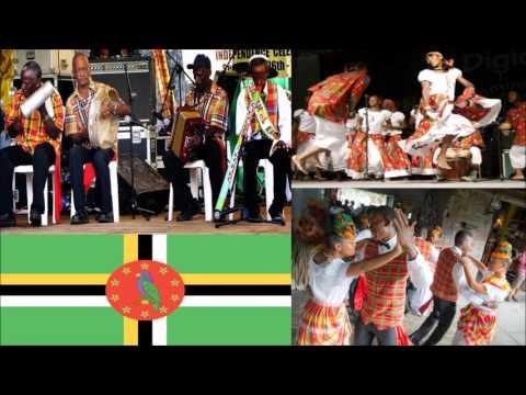 Kulture Nous -W .C.K (1997) Dominica Culture Music