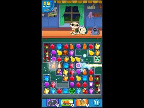 Family Guy Another Freakin Mobile Game Level 525 - NO BOOSTERS