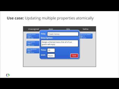 Google I/O 2013 - The Secrets of the Drive Realtime API