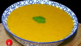 Soupe - Velouté de Carotte et Coriandre