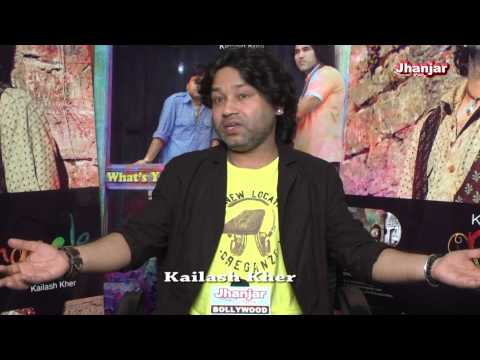 INTERVIEW WITH KAILASH KHER  HD