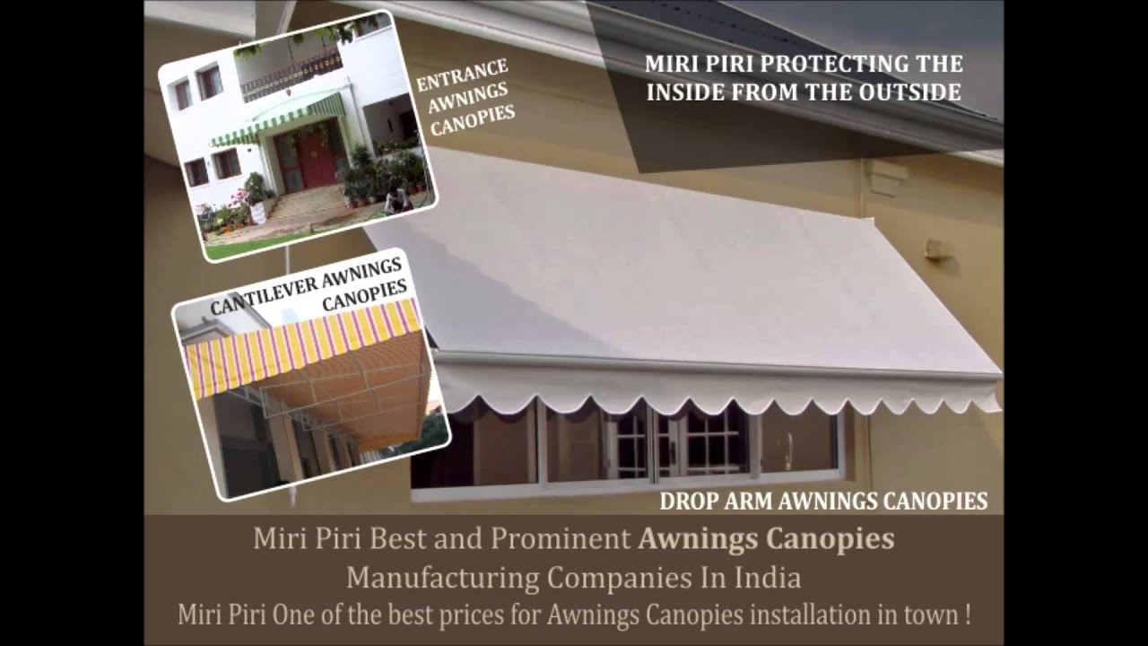 miri piri best prominent awnings canopies sheds manufacturers