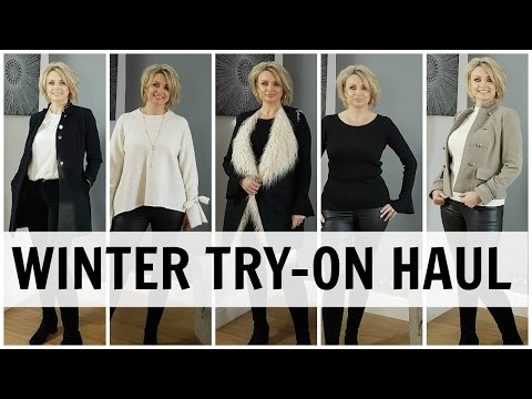 Winter Try On Haul | Zara, Reiss, Michael Kors