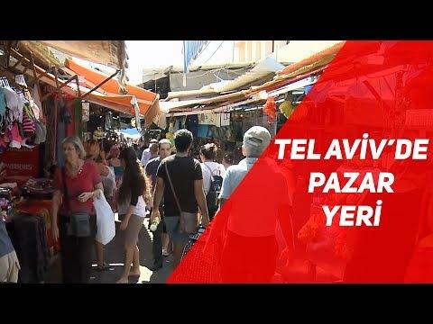 Tel Aviv'de Günlük Yaşam