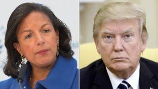 Trump: I think Susan Rice broke the law