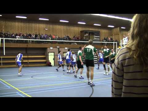 20121117 VC City Lens Krimpen - VCV Heren 2 (set 1-3)