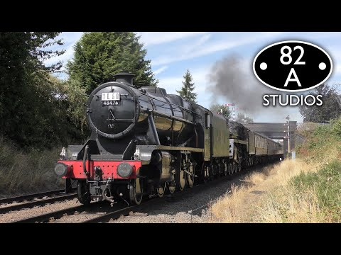 Great Central Railway - End of BR Steam Gala - Saturday 11th August 2018