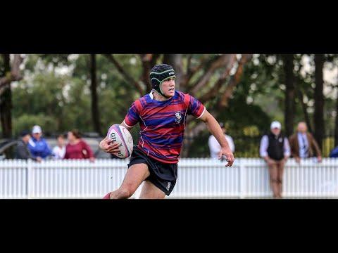 Liam Scolari || Schoolboy Rugby Highlights