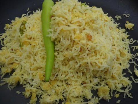 String hoppers / Idiyappam / sandavai / Indian rice noodles