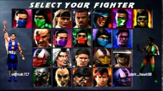 Mortal Kombat Arcade Kollection- Ultimate Mortal Kombat 3 (PS3): Nostalgia Matches