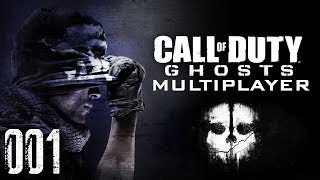 COD GHOSTS MULTIPLAYER #001 - Nahe der Verzweiflung ♣ Let