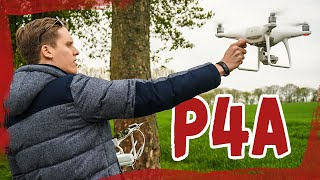 DJI Phantom 4 Advanced | Review | DEUTSCH | GERMAN