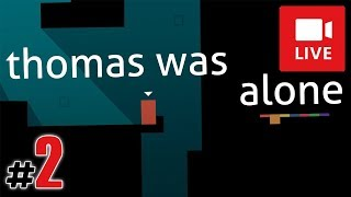 """[Archiwum] Live - THOMAS was ALONE! (1) - [2/2] - """"Claire superbohaterka"""""""