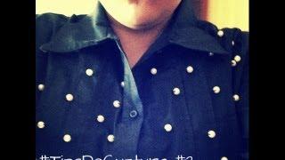 ¡Renueva tu Camisa con Perlas! - DIY   Gitcoh