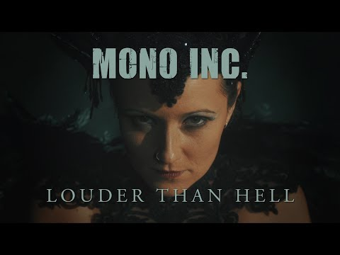 Смотреть клип Mono Inc. - Louder Than Hell