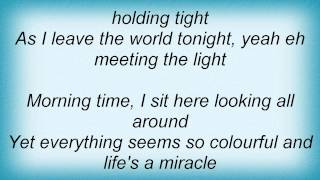 Eiffel 65 - Morning Time Lyrics