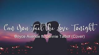 Boyce Avenue ft. Connie Talbot - Can You Feel the Love Tonight (Cover) [Lyrics]