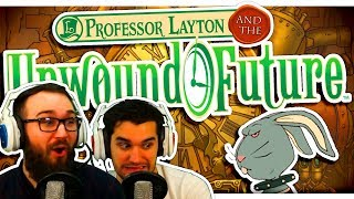 【 Professor Layton and the Unwound/Lost Future 】*Blind Playthrough* - Part 9