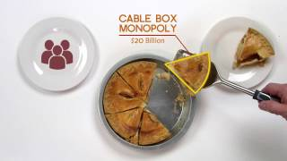 Pie for Broadband Monopolies, Crumbs for Consumers