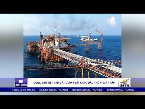CSVN cắt giảm giá dầu thô vì giá thấp