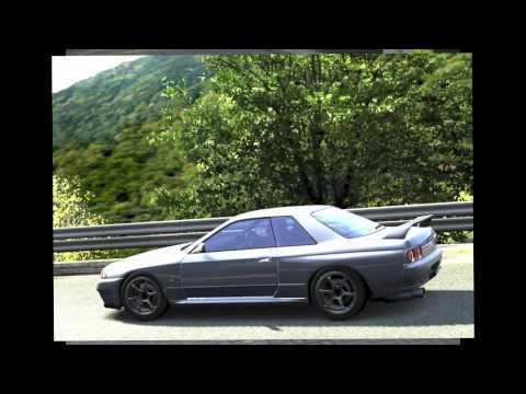 Super Car Nissan Gtr R30 R35 Youtube