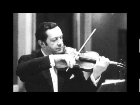 J.S. Bach Sonatas For Violin And Harpsichord - Grumiaux, Jaccottet - Sonata In C Minor, BWV 1017