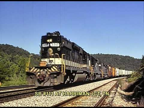 Railfanning the Appalachian Region Volume 3