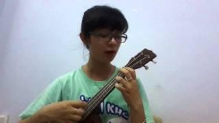 Xa mẹ con sống sao ukulele (Trần Bắp cover)