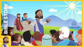 The King and the Kingdom | Bible App for Kids | LifeKids