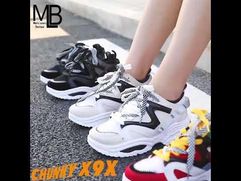 CHUNKY X9X Wave Runner Sneakers - Men's