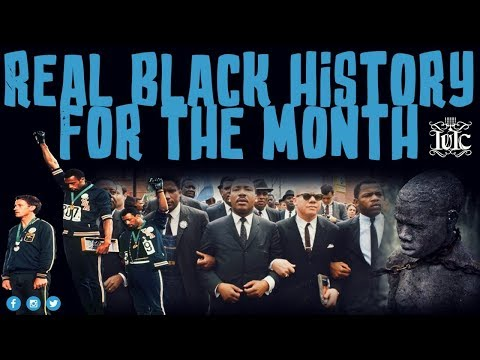 IUIC: Real Black History For The Month Of February!!