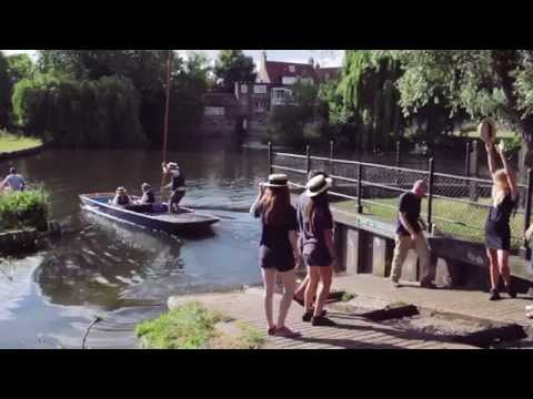 Cambridge Punting Showreel - Tourist Information